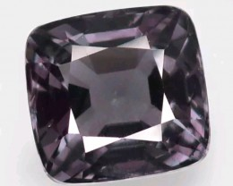 Certified Unheated STUNNING 3.99 CT VVS Violet Spinel $3000