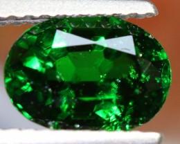 1.85- CTS NATURAL TSAVORITE GREEN GARNET- TBM-1439