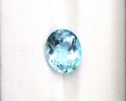4.35cts Very beautiful  Blue TOPAZ GEMSTONES  DD
