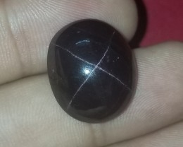 RARE STAR SEEN IN GARNET HUGE STONE 100% NATURAL GEMSTONE VA4