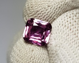 UNHEATED 1.52 CTS NATURAL BEAUTIFUL CERTIFIED PINK SAPPHIRE FROM CEYLON