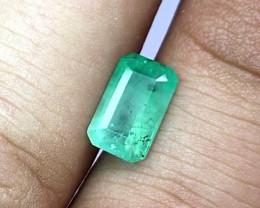 1.90 cts Emerald - Nova Era, Brazil - Good Saturation!!