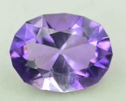 Top Color 8.70 ct  AAA Cut Untreated Amethyst