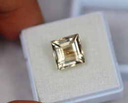 4.69ct Natural Scapolite Emerald Cut Lot GW2002