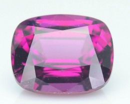 Rare 1.34 ct Grape Garnet one of a Kind Fire Mozambique SKU.7