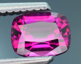 Rare 1.44 ct Grape Garnet one of a Kind Fire Mozambique SKU.7