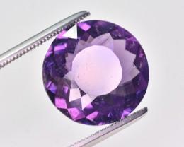 7.20 Ct Amazing Color Purple Blue Tourmaline