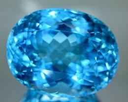 33.10 Crt Topaz Faceted Gemstone (R 3)