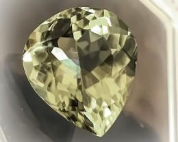 19.56ct Shimmering  Cut Green Amethyst  (Prasiolite) - NO RESERVE AU