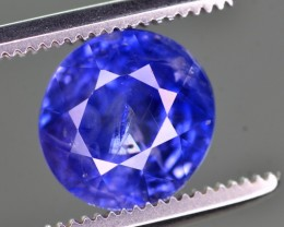 3.03 Ct GIL Certified Gorgeous Color Natural Blue Sapphire