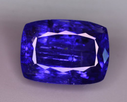 12 Ct Attractive Color Huge Size Tanzanite ~ AAA Grade