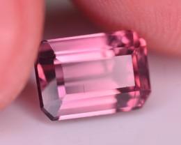2.10 Ct Ravishing Color Natural Pink Tourmaline