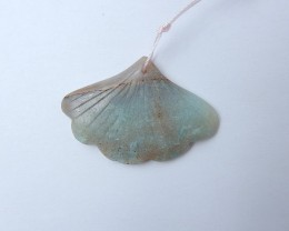 27.5ct Amazonite Pendant (18081308)