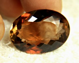 50.44 Carat Brazilian Golden VVS Topaz - Gorgeous