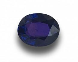 Natural Unheated Blue Sapphire|Loose Gemstone|New| Sri Lanka