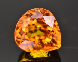 3.50 Ct Brilliant Dispersion Natural Mali Garnet