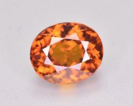GIL Certified 2.50 Ct Marvelous Color Natural Mali Garnet