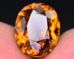 3 Ct Amazing Color Natural Mali Garnet