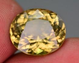 5.55 Ct Dazzling Color Natural Apatite ~Top Grade