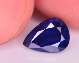 GIL Certified 1.47 Ct Gorgeous Color Natural Royal Blue Sapphire