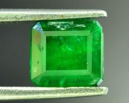 1.60 ct Natural Emerald~Swat
