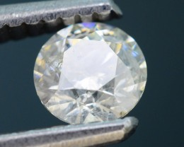 Certified 0.50 ct Diamond  Great Luster SKU 4