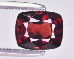GIL Certified 2.07 Ct Rarest ~ Brilliant Red Spinel