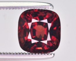 GIL Certified 2.40 Ct Amazing Color Natural Red Spinel
