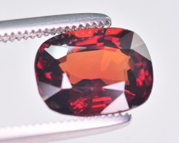 GIL Certified 2.44 Ct Amazing Color Natural Red Spinel