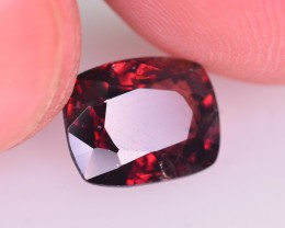 GIL Certified 2.80 Ct Stunning Quality Natural Red Spinel