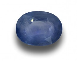 GIA Certified Natural Unheated Blue Sapphire|Loose Gemstone|New| Sri Lanka
