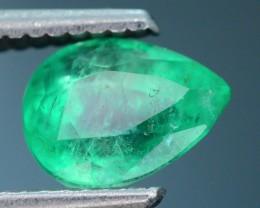 AAA Quality 1.54 ct Colombian Emerald SKU.8