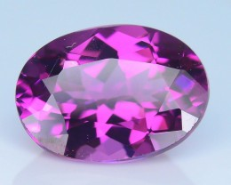 Rare 1.72 ct Grape Garnet one of a Kind Fire Mozambique SKU.7