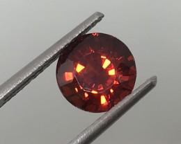 2.16 VVS Spessartite Rich Red Garnet - Namibia Africa - Untreated Quality !