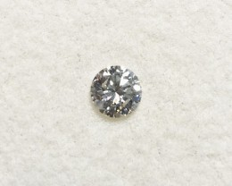 0.51Cts D Colour  VVS2 Certified Exquisite Natural Diamond