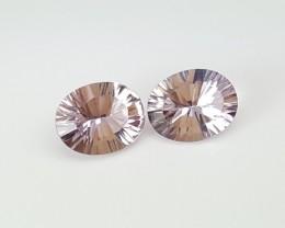 3.45 cts BOLIVIA FANCY AMETRINE Best Grade Gemstones JI13
