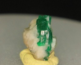 Natural Small Swat Emerald Specimen
