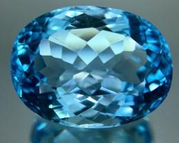 23.55 Crt Topaz Faceted Gemstone (R 6)