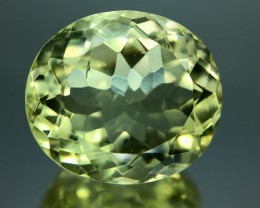 6.75 Crt Lemon Quartz Faceted Gemstone (R 6)