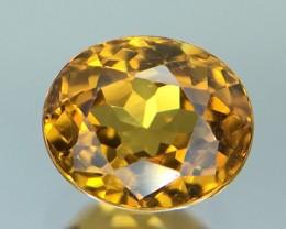 1.0 Crt Andradite Garnet Faceted Gemstone (R 6)