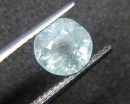 2.60ct Blue Ceylon Sapphire , 100% Natural Untreated Gemstone
