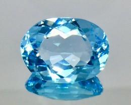 11.68 Crt Natural Topaz Faceted Gemstone (AG 36)