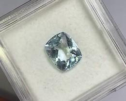 1.75 cts Aquamarine Gemstone