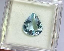 3.00 cts Aquamarine Gemstone