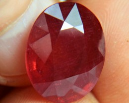 16.43 Carat Fiery Red Ruby - Gorgeous