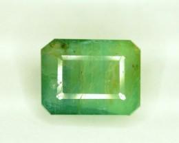 No Reserve - 2.95 carats Beautifull ~ Rare Swat ^ Emerald Gemstone From Pak