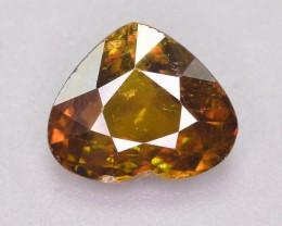 3.85 Ct Amazing Color Natural Titanite Sphene
