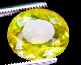 5.65 Ct Ravishing Luster Natural Titanite Sphene