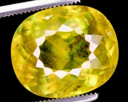 8.05 Ct Brilliant Color Natural Titanite Sphene