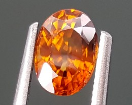 1.40 cts IMPERIAL ZIRCON Best Grade Gemstones JI14